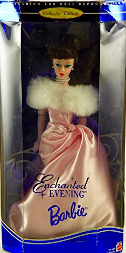 Barbie Enchanted Evening Brunette 1996 Sell2bbnovelties Com Sell Ty Beanie Babies Action Figures Barbies Cards Toys Selling Online