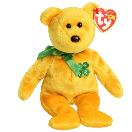 TY Beanie Baby - 4-H the Bear (8.5 inch) (Mint)  Sell2BBNovelties.com  Sell  TY Beanie Babies 8bff8e54c5c