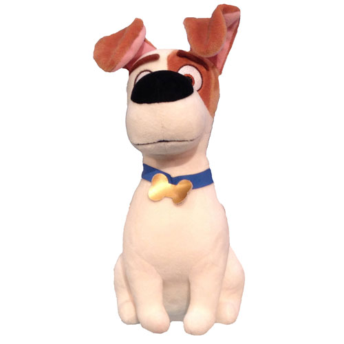 TY Beanie Baby - MAX the Jack Russell Terrier (Secret Life of Pets) (Mint)   Sell2BBNovelties.com  Sell TY Beanie Babies c2992c88020