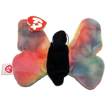 54d30e2129c Butterfly Beanie Baby - Best Image Of Butterfly Imagevet.Co