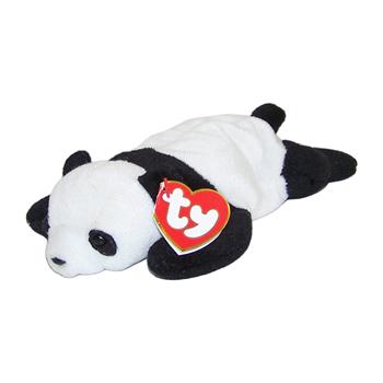 Ty Beanie Baby Peking The Panda Bear 1st 2nd Or 3rd