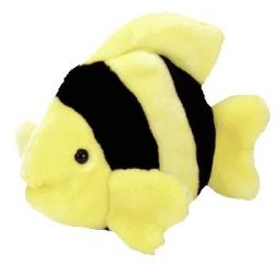 03be81a63e4 TY Beanie Baby - BUBBLES the fish (6 inch) (Mint)  Sell2BBNovelties ...