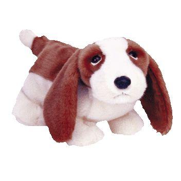 TY Beanie Buddy - TRACKER the Basset Hound Dog (11.5 inch) (Mint)   Sell2BBNovelties.com  Sell TY Beanie Babies 5fcda6c4ec5