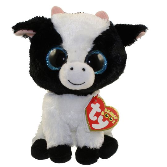 TY Beanie Boos - BUTTER the Cow (Regular Size - 6 inch) (Mint)   Sell2BBNovelties.com  Sell TY Beanie Babies 4aa79c69f7a