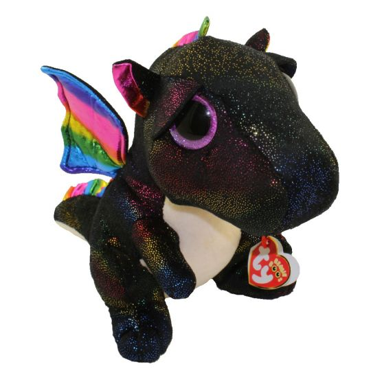 eaff4241a4d TY Beanie Boos - ANORA the Dragon (Medium Size - 9 in) (Mint)   Sell2BBNovelties.com  Sell TY Beanie Babies