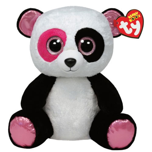 Ty Beanie Boos Penny The Panda Large Size 17 Inch