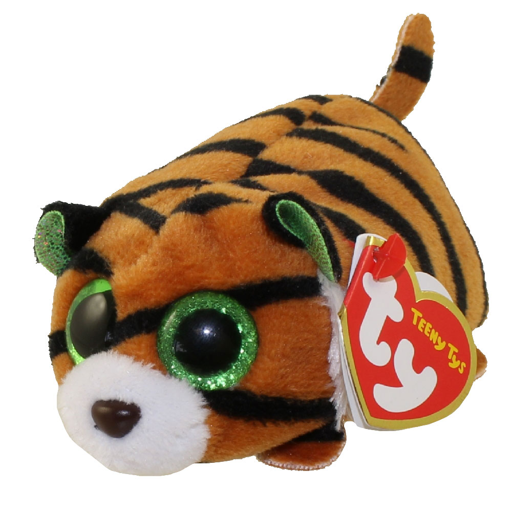 TY Beanie Boos - Teeny Tys Stackable Plush - TIGGY the Tiger (4 inch)  (Mint)  Sell2BBNovelties.com  Sell TY Beanie Babies 5439db05816