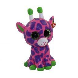 TY Beanie Boos - Mini Boo Figures Series 2 - GILBERT the Pink   Purple  Giraffe 133291791fb2