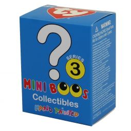 Any TY Beanie Boos - Mini Boo Figures Series 3 - BLIND BOX (Factory Sealed 9601286f0ae5