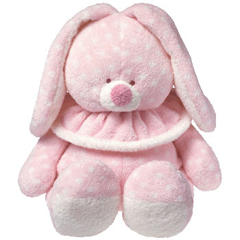 Baby TY - CUDDLE BUNNY the Bunny (Pink Version) (Mint)   Sell2BBNovelties.com  Sell TY Beanie Babies bf897639569