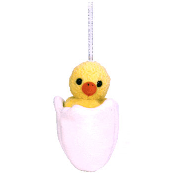 MINT with MINT TAG TY EGGBERT the BABY CHICK  BEANIE BABY