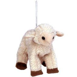 d1ad3e2d148 TY Basket Beanie Baby - EWEY the Lamb (4 inch) ...