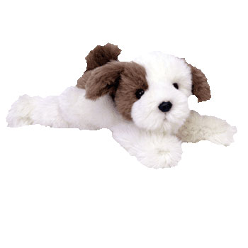 Ty classic plush baby patches the dog inch mint sell beanie babies action  figures barbies cards 7e05e44e2ea0