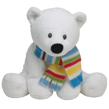 TY Pluffies - ARCTIC the Polar Bear (Mint)  Sell2BBNovelties.com  Sell TY  Beanie Babies 7ef81e7493a
