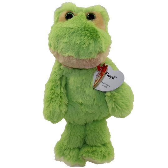 TY Attic Treasures - FLOYD the Frog (Regular Size - 8 inch) (Mint  sc 1 st  Sell2BBNovelties.com & TY Attic Treasures - FLOYD the Frog (Regular Size - 8 inch) (Mint ...