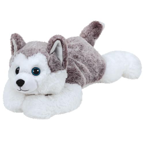 17c395fa93c TY Classic Plush - HARPER the Husky Dog (9.5 inch) (Mint)   Sell2BBNovelties.com  Sell TY Beanie Babies