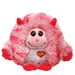 037b192559f TY Monstaz - ROXY the Pink Striped Monster (Regular Size - 5 inch) (