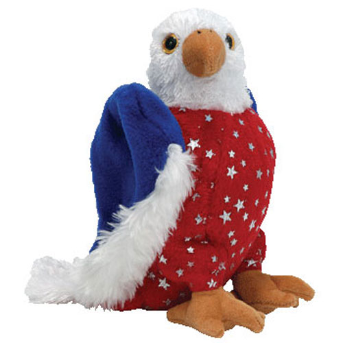 TY Beanie Baby - AMERICAN the Eagle (6 inch) (Mint)  Sell2BBNovelties.com  Sell  TY Beanie Babies 2595ebc6691