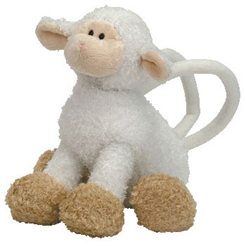 MINT with MINT TAG TY BAAABSY the LAMB BEANIE BABY