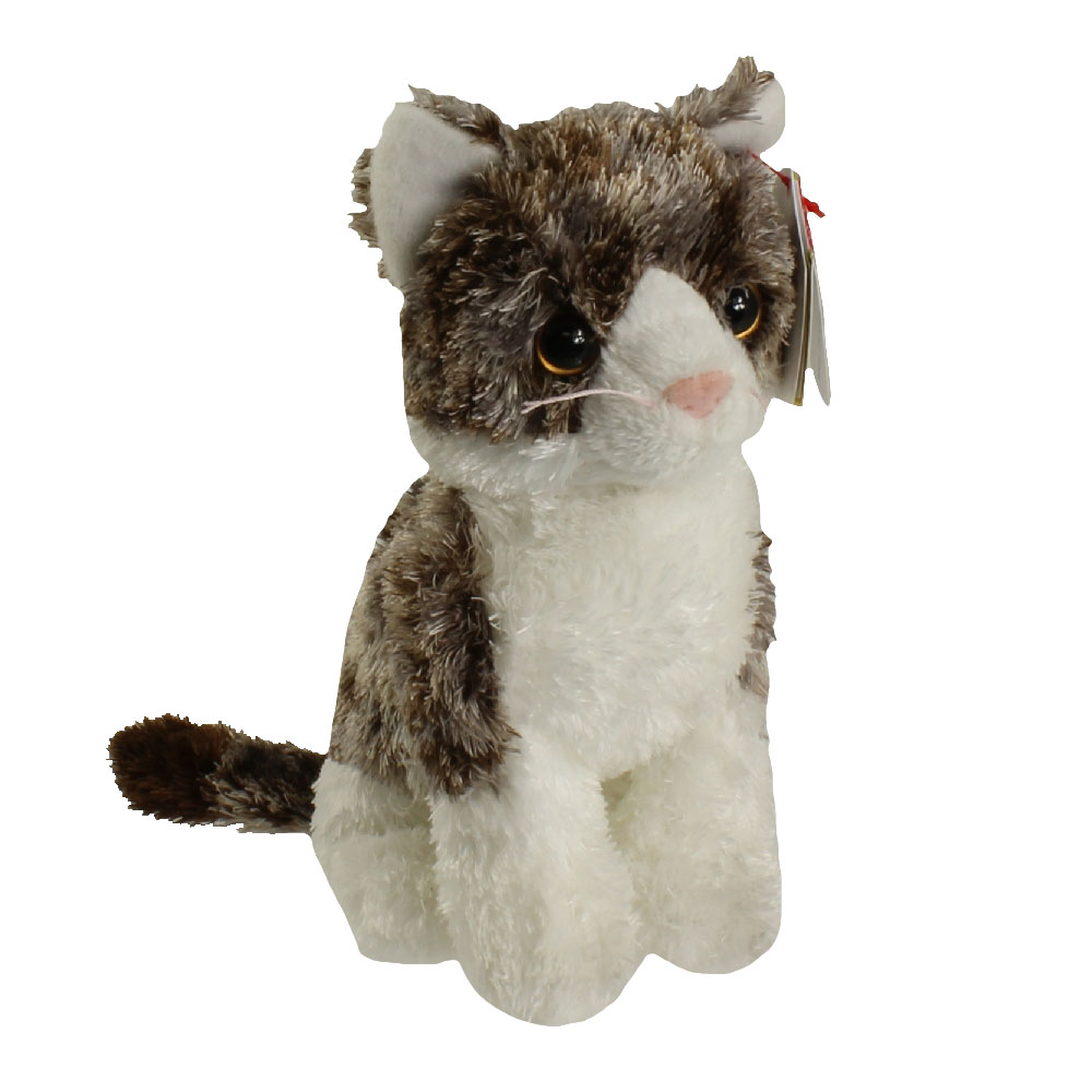 Ty Beanie Baby Bently The Cat 6 Inch Mint