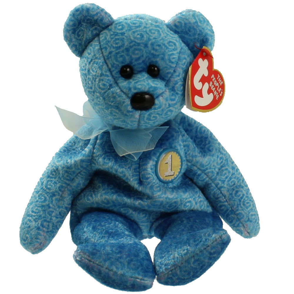 TY Beanie Baby - CLASSY the Bear (People s Beanie) (8.5 inch) (Mint)   Sell2BBNovelties.com  Sell TY Beanie Babies 5b8c41ff591