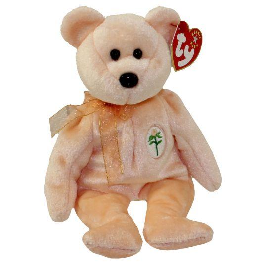 TY Beanie Baby - DEAREST the Bear (8.5 inch) (Mint)  Sell2BBNovelties.com  Sell  TY Beanie Babies 8830eadc873