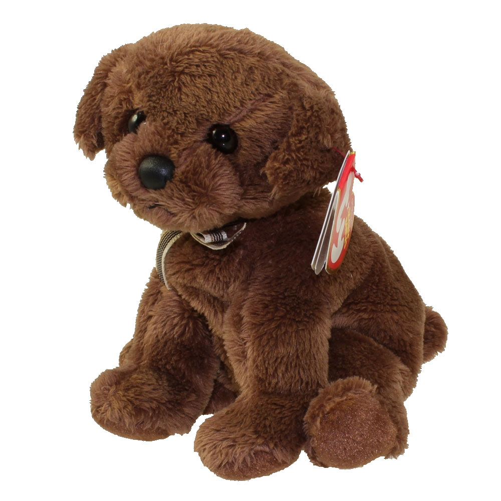 TY Beanie Baby - DIGGIDY the Brown Dog (6 inch) (Mint)   Sell2BBNovelties.com  Sell TY Beanie Babies 4f409732e23