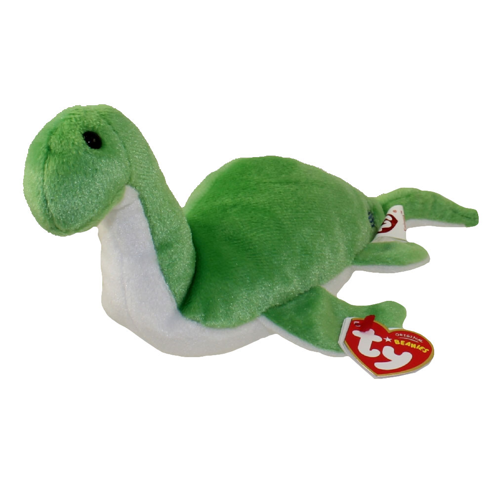 Ty Beanie Baby Enigma The Loch Ness Monster 8 5 Inch