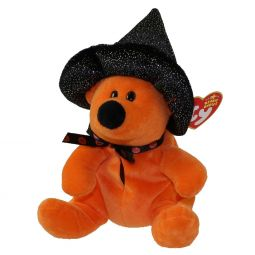 9e2a9dd996c TY Beanie Baby - HAUNTS the Bear (7 inch) ...