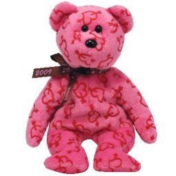b9ca22b3440 TY Beanie Baby - HEARTLEY the Valentine s Bear (8 inch) ...