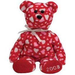 424cfa22d96 TY Beanie Baby - HEARTS A FLUTTER the Bear (8.5 inch) ...