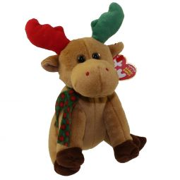 36d9a7e3c3d TY Beanie Baby - HAROLD the Moose (7.5 inch) (Mint)