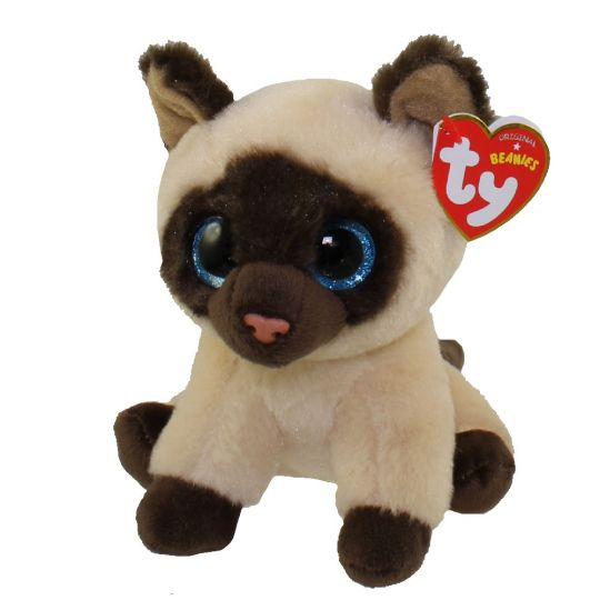 62a70f3aeb3 TY Beanie Baby - JADEN the Siamese Cat (6 inch) (Mint)   Sell2BBNovelties.com  Sell TY Beanie Babies
