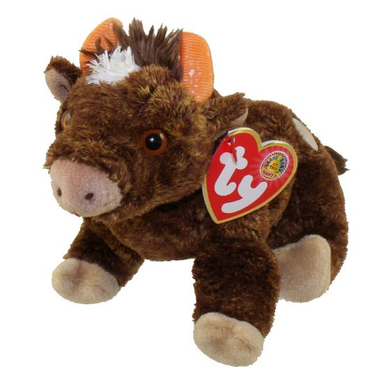 TY Beanie Baby - JERSEY the Cow (6 inch - Mint)  Sell2BBNovelties.com  Sell TY  Beanie Babies 837ebd72eb0