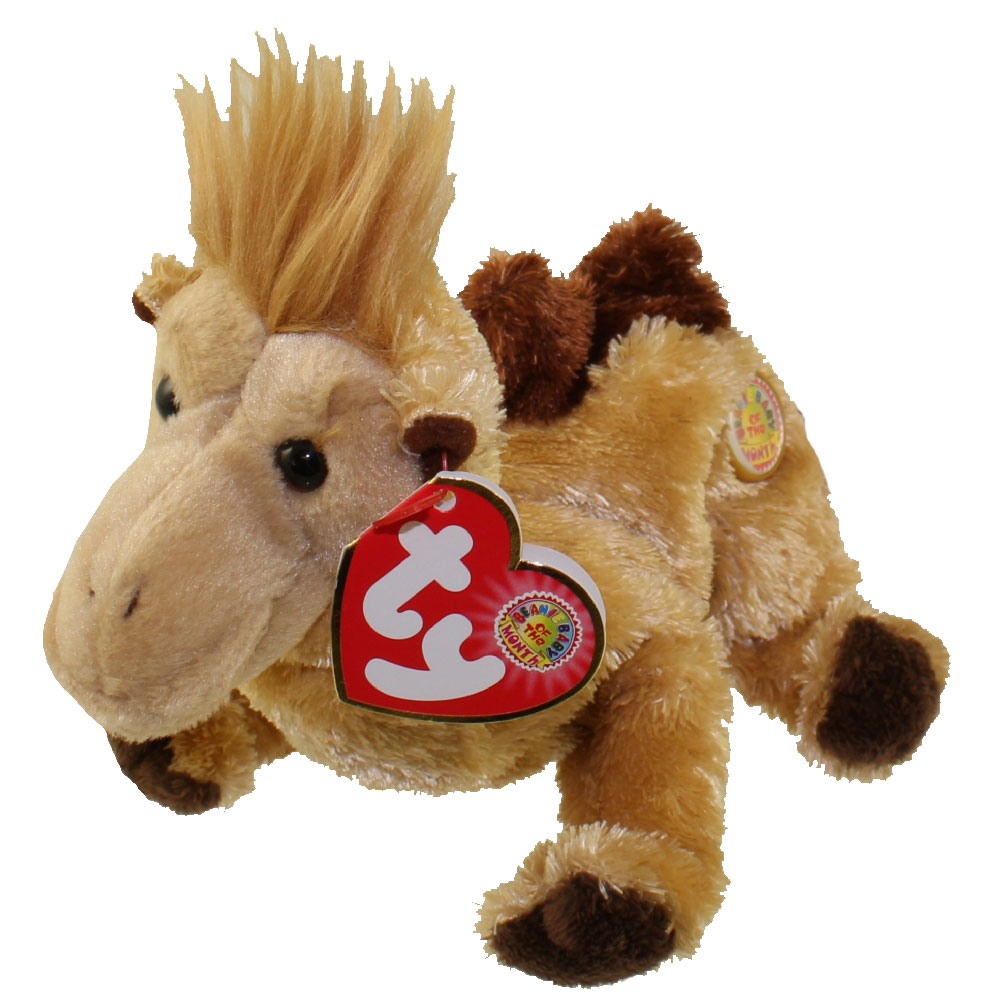 Ty Beanie Baby Khufu The Camel 6 5 Inch Mint