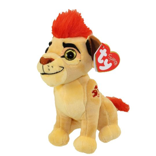 TY Beanie Baby - KION the Lion (Disney The Lion Guard) (Mint)   Sell2BBNovelties.com  Sell TY Beanie Babies 15a0749f439