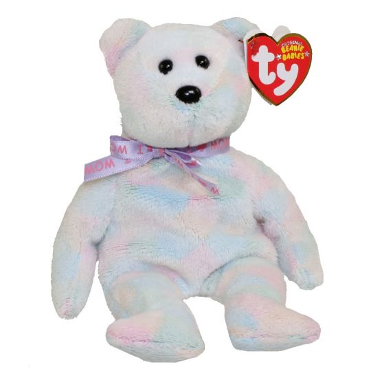 796e91fe0e2 TY Beanie Baby - MUMSY the Bear (8.5 inch) (Mint)  Sell2BBNovelties.com   Sell TY Beanie Babies