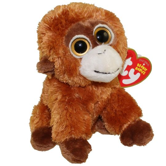 7dd173f0bc5 TY Beanie Baby - SCHWEETHEART the Orangutan (Big Eye Version) (5.5 inch)  (Mint)  Sell2BBNovelties.com  Sell TY Beanie Babies