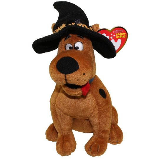 Ty Beanie Baby Scooby Doo The Dog Witch Hat 7 Inch Mint 2bbnovelties Babies Action Figures Barbies