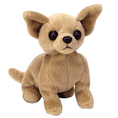 Ty Beanie Baby Tiny The Dog 5 Inch Mint