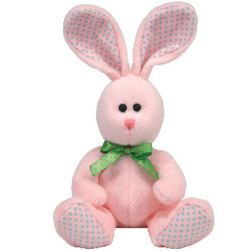 TY Beanie Baby - VALLEY the Pink Bunny (6.5 inch) (Mint)   Sell2BBNovelties.com  Sell TY Beanie Babies 2e4c12701cc