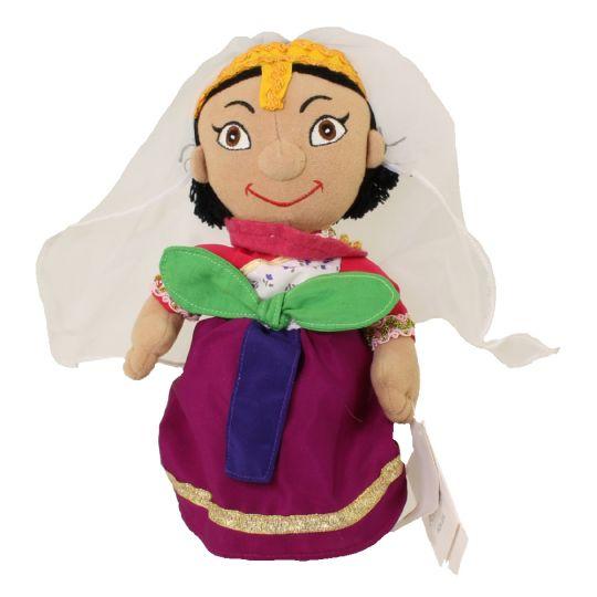 Disney Bean Bag Plush India It S A Small World 9 Inch