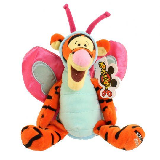 Disney Bean Bag Plush - BUTTERFLY TIGGER (Winnie the Pooh) (11 inch)  (Mint)  Sell2BBNovelties.com  Sell TY Beanie Babies 8624b850e7e