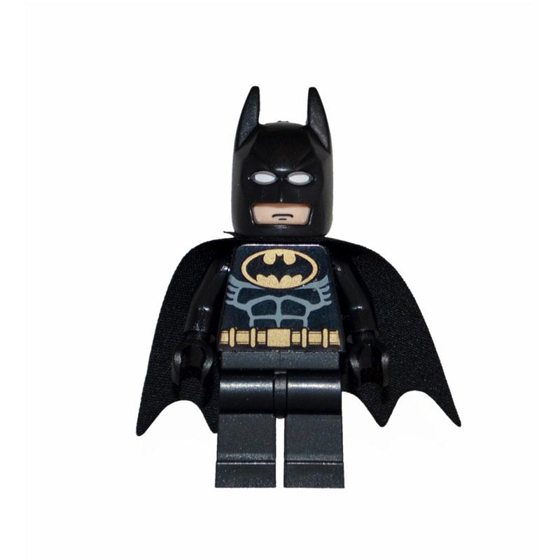 LEGO Minifigure - DC Comics Super Heroes - BATMAN with ...