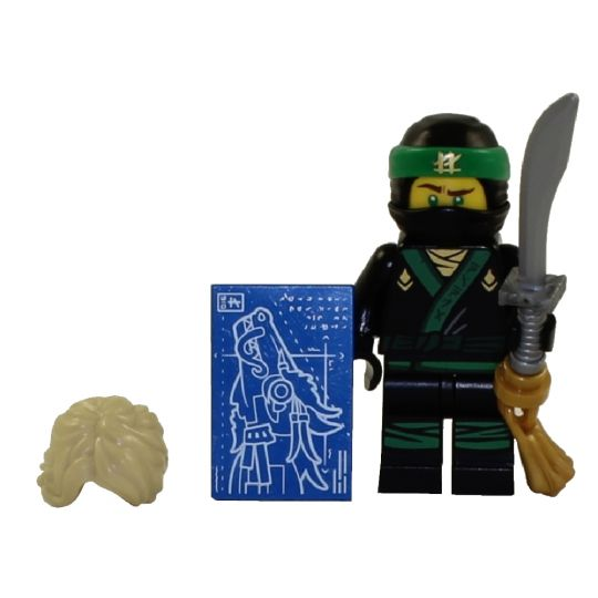 Lego Minifigure Lego Ninjago Movie Lloyd Mint Sell2bbnovelties Com Sell Ty Beanie Babies Action Figures Barbies Cards Toys Selling Online