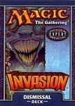 Magic the Gathering Invasion Dismissal Deck (New/Mint)