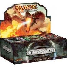 Magic The Gathering M11 Core Set 2011 SEALED Booster Box (New/Mint)