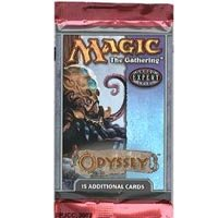 Magic the Gathering MTG Odyssey Booster Pack (New/Mint)