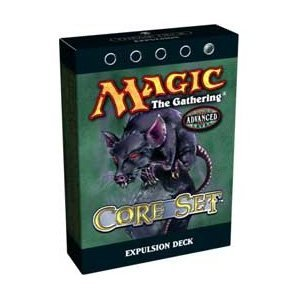 Magic the Gathering MTG 8th Edition Core Set Expulsion Theme Deck (New/Mint)
