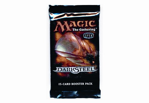 Magic the Gathering Card Game Darksteel Booster Box (New/Mint)